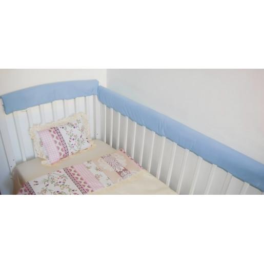Protectie-margine-pat-lemn-albastru