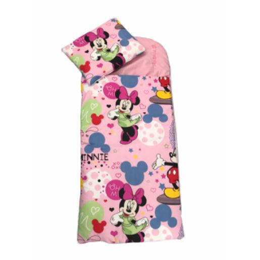 Sac de dormit buzunar de iarna Deseda Minnie Mouse