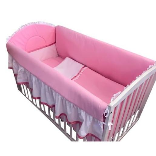 Lenjerie de pat Baby Deluxe pentru pat 120x60 cm