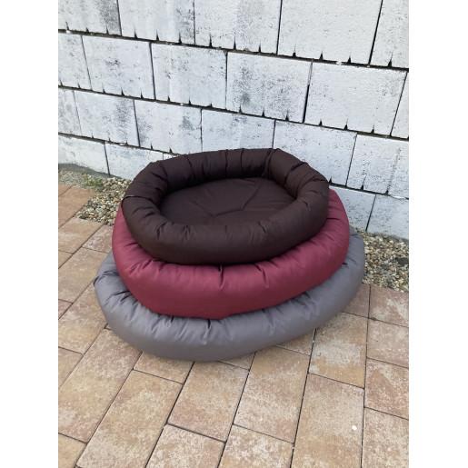 Culcus oval impermeabil culoare Vișiniu mărime la alegere