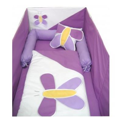 aparatori-laterale-fluturas alb- violet