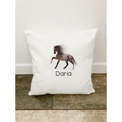 Husa perna Personalizata decorativa Calul Daria