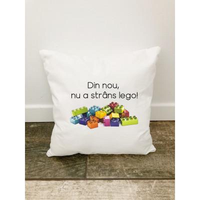 Husa perna Personalizata decorativa Lego