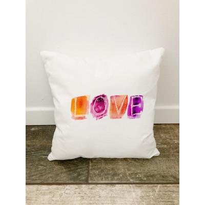 Husa perna Personalizata decorativa Love