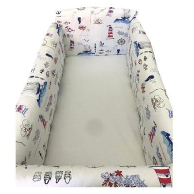 Aparatori laterale protectii pat 140x70 cm Deseda Maxi Farul