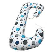 Perna pentru gravide Abrazo Plus - Cerculete