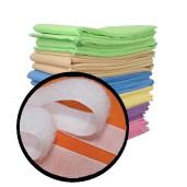 Aparatori protectii laterale pe burete, pentru pat cu 3 laterale pline de 120x60 cm