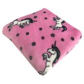 unicorni pe roz